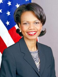 Hon. Condoleezza Rice